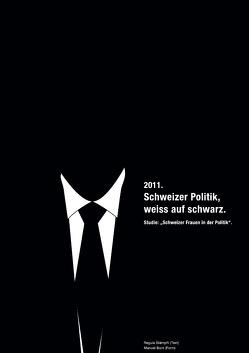 Schweizer Politik, weiss auf schwarz von Stämpfli,  Regula