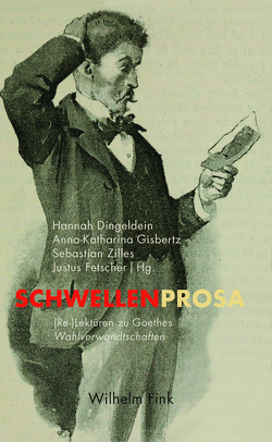 Schwellenprosa von Dingeldein,  Hannah, Fetscher,  Justus, Gisbertz,  Anna-Katharina, Zilles,  Sebastian