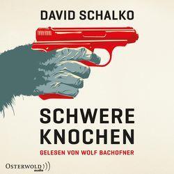 Schwere Knochen von Schalko,  David, Steinhauer,  Erwin