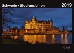 Schwerin – Stadtansichten 2019 von Kriedemann,  Karsten