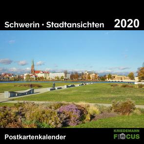 Schwerin – Stadtansichten 2020 von Kriedemann,  Karsten