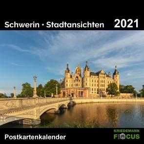 Schwerin – Stadtansichten 2021 von Kriedemann,  Karsten