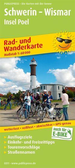 Schwerin – Wismar, Insel Poel