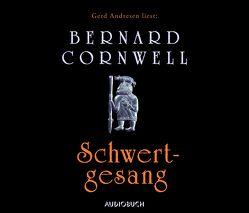 Schwertgesang von Andresen,  Gerd, Cornwell,  Bernard, Zimber,  Corinna