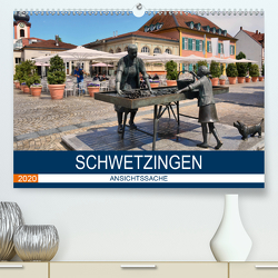 Schwetzingen – Ansichtssache (Premium, hochwertiger DIN A2 Wandkalender 2020, Kunstdruck in Hochglanz) von Bartruff,  Thomas