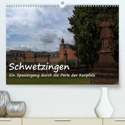 Schwetzingen – Ein Spaziergang durch die Perle der Kurpfalz (Premium, hochwertiger DIN A2 Wandkalender 2021, Kunstdruck in Hochglanz) von Matthies,  Axel