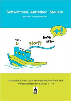 Schwimmen, Antreiben, Steuern von Lüthjohann,  Frank, Stein,  Gerd