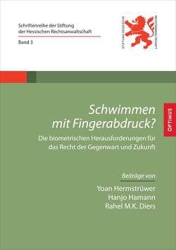 Schwimmen mit Fingerabdruck? von Diers,  Rahel M.K., Hamann,  Hanjo, Hermstrüwer,  Yoan