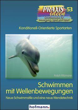 Schwimmen mit Wellenbewegungen von Haag,  Herbert, Kröger,  Christian, Ritzmann,  Ralph, Roth,  Klaus