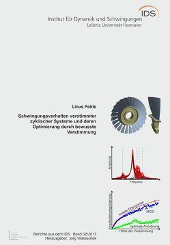 Schwingungsverhalten verstimmter zyklischer Systeme und deren Optimierung durch bewusste Verstimmung von Pohle,  Linus, Wallaschek,  Jörg