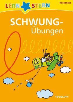 Schwungübungen Vorschule von Dilg,  Sonia, Fuchs,  Birgit