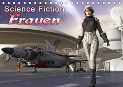 Science Fiction Frauen (Tischkalender 2020 DIN A5 quer) von Schröder,  Karsten