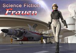 Science Fiction Frauen (Wandkalender 2020 DIN A2 quer) von Schröder,  Karsten