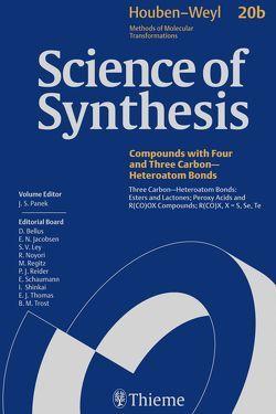 Science of Synthesis: Houben-Weyl Methods of Molecular Transformations Vol. 20b von Beignet,  Julien, Chemler,  Sherry R., Collier,  Steven J., Evano,  Gwilherm, Garbaccio,  Robert