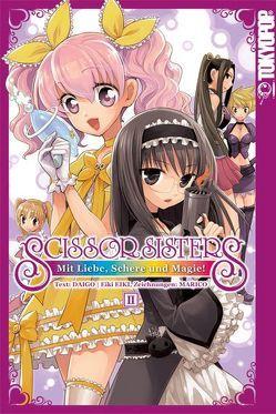 Scissor Sisters 02 von Daigo, Eiki Eiki, Marico