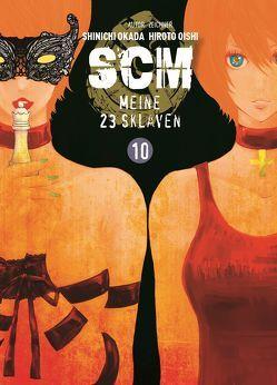 SCM – Meine 23 Sklaven von Oishi,  Hiroto, Okada,  Shinichi, Yamada,  Hiro