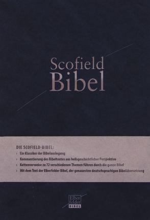 Scofield-Bibel, Kunstleder PU-Einband von Missionswerk Mitternachtsruf e.V.