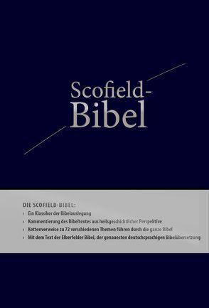 Scofield Bibel mit Elberfelder 2006 – Kunstleder
