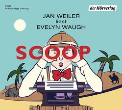 Scoop von Schnack,  Elisabeth, Waugh,  Evelyn, Weiler,  Jan