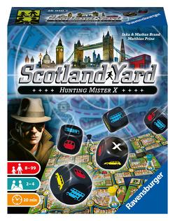 Scotland Yard – Das Würfelspiel von Brand,  Inka und Markus, Prinz,  Matthias