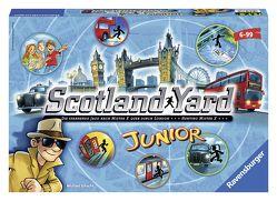 Scotland Yard Junior von Schacht,  Michael