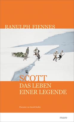 Scott von Fiennes,  Ranulph, Stadler,  Harald