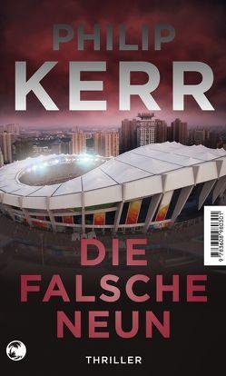 Scott Manson / Die falsche Neun von Jakob,  Simone, Kerr,  Philip, Meyer,  Hannes