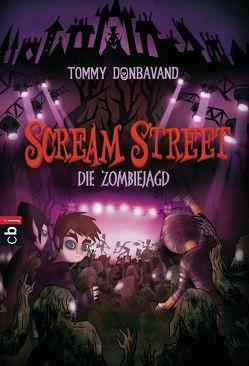 Scream Street – Die Zombiejagd von Cartoon Saloon, Donbavand,  Tommy, Panskus,  Janka