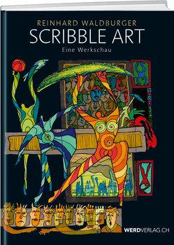 Scribble Art von Waldburger,  Reinhard