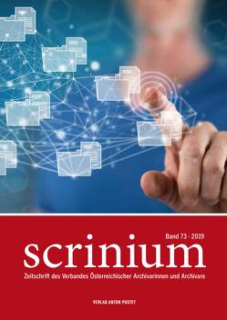 Scrinium Band 73 – 2019