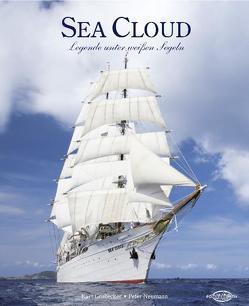 Sea Cloud von Grobecker,  Kurt, Merrill,  Dina, Neumann,  Peter