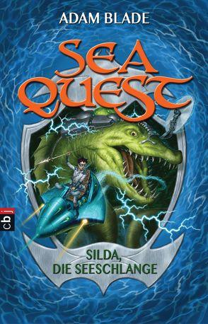 Sea Quest – Silda, die Seeschlange von Blade,  Adam, Gallus,  Christine