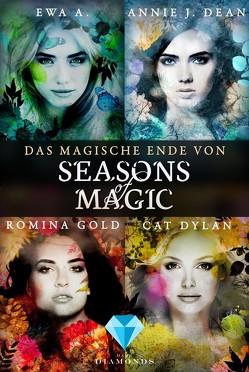 Seasons of Magic: Das magische Ende der Serie! von A.,  Ewa, Dean,  Annie J., Dylan,  Cat, Gold,  Romina