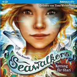 Seawalkers (2). Rettung für Shari von Brandis,  Katja, Weisschnur,  Timo