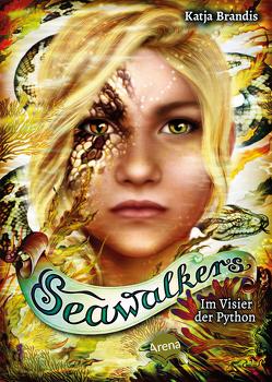 Seawalkers (6). Im Visier der Python von Brandis,  Katja, Carls,  Claudia