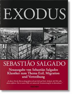 Sebastião Salgado. Exodus von Salgado,  Sebastião