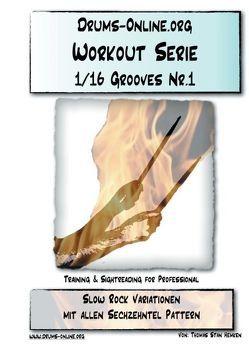 Sechzehntel Grooves Nr.1 von Hemken,  Thomas Stan