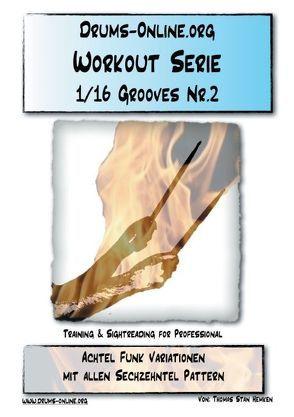Sechzehntel Grooves Nr.2 von Hemken,  Thomas Stan