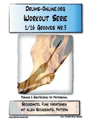 Sechzehntel Grooves Nr.3 von Hemken,  Thomas Stan