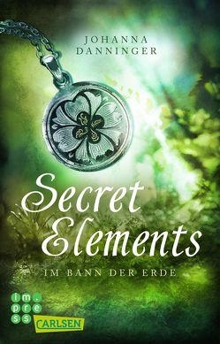 Secret Elements 2: Im Bann der Erde von Danninger,  Johanna