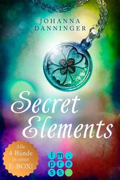 Secret Elements: Alle 4 Bände der Reihe in einer E-Box! von Danninger,  Johanna