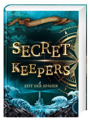 Secret Keepers 1: Zeit der Späher von Kopainski,  Alexander, Scheweling,  Nina, Stewart,  Trenton Lee