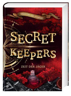 Secret Keepers 2: Zeit der Jäger von Kopainski,  Alexander, Scheweling,  Nina, Stewart,  Trenton Lee