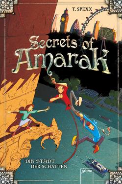 Secrets of Amarak (2) von Spexx,  T., Wolzogen,  Moritz von