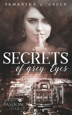 Secrets of Grey Eyes von Green,  Samantha J.