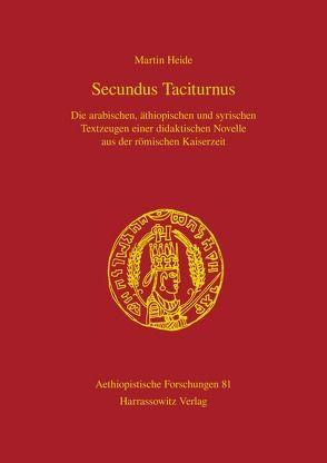 Secundus Taciturnus von Heide,  Martin