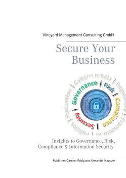 Secure Your Business von Fabig,  Carsten, Haasper,  Alexander