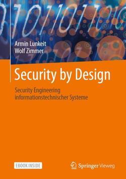 Security by Design von Lunkeit,  Armin, Zimmer,  Wolf