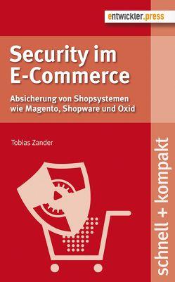 Security im E-Commerce von Zander,  Tobias