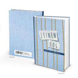 See-Meilenbuch LEINEN LOS (Hardcover A5, Blankoseiten)